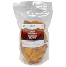 Left Coast Organics Organic Dried Mango 400g | 625691210028