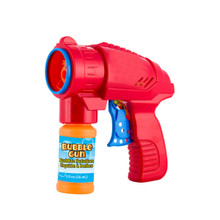 Relaxus Bubble Blower Gun Red | REL-525604R