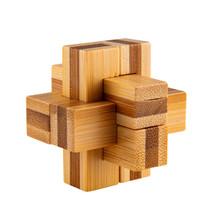 Relaxus Eco Mini Bamboo Puzzles - 1 | 628949007791