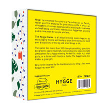 Hygge Games The Hygge Game | Backside image of Box