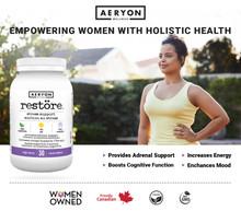 Aeryon Restore 30 Veg Capsules - Benefits | 627987103489