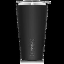 BrüMate Imperial Pint 20oz Tumbler - Matte Black | 748613303339