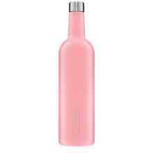BrüMate Winesulator 25oz Triple-Insulated Wine Canteen - Blush | 748613301199