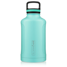 BrüMate GROWL'R 64oz Insulated Beer Growler - Aqua | 748613303360