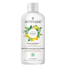 Attitude Super Leaves Hand Sanitizer Lemon Leaves 473 ml | 626232114928