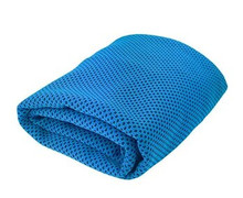 Relaxus Instant Cooling Towel Blue | 30628949004999