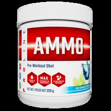 Pro Line Ammo Pre-Workout Shot 222 g  Blue Kamikaze | UPC: 700199003782