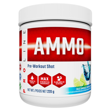 ProLine Ammo Pre-Workout Shot 222 g  Blue Kamikaze | UPC: 700199003782