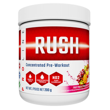 Pro Line Rush Pre-Workout 199 g Fruit Punch | 700199003829