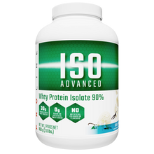 Pro Line ISO Advanced Natural Whey Protein Isolate 2 lbs Vanilla | 700199004062