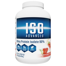 Pro Line ISO Advanced Whey Protein Isolate Strawberry Banana 5 lbs | 700199003980