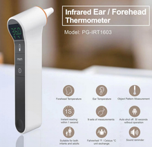 Dr. Ho's BoomCare Infrared Ear & Forehead Thermometer - Features