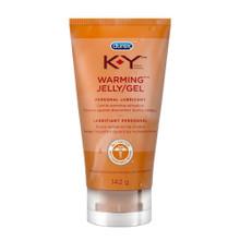 K-Y Warming Jelly/Gel Personal Lubricant 142g | 067981089486