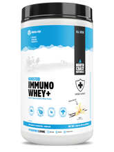 North Coast Naturals Boosted Immuno Whey+ 840 g Vanilla | UPC: 627933102511