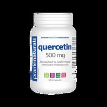 Prairie Naturals Quercetin 500mg - Antioxidant & Bioflavonoid 120 V-Capsules | 067953006787