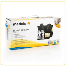 Medela Pump In Style Double Electric Breast Pump with On-the-Go Tote   UPC 020451270500