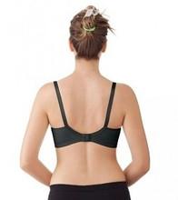 Medela Comfort Nursing Bra - Black back | UPC 020451330389