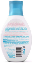 Live Clean Baby Gentle Moisture Tearless Shampoo & Wash 300mL