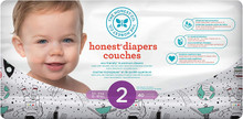 The Honest Company Honest Diapers - Space Travel Size 2 (40 Count) | 816645022785