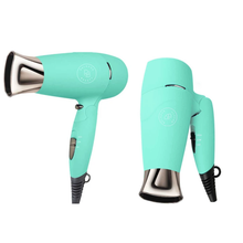Relaxus Dry2Go Travel Blow Dryer - Aquamarine | 544527 | 628949045274