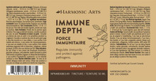 Harmonic Arts Immune Depth | 137101642331, 137101612334, 137101632332, 137101672338