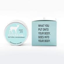 Routine Natural Deodorant - Sweet Jane 58g