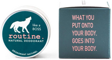 Routine Natural Deodorant - Like a Boss 58g