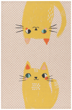 Now Designs Meow Meow Dishtowels Set of 2