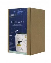 Le Comptoir Aroma Lullaby Diffuser for Kids with Projector Night Light