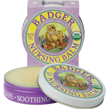 Badger Balm Certified Organic Nursing Balm - Sunflower & Coconut 21g