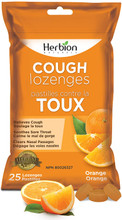 Herbion Cough Lozenges Pouch 25 Lozenges | 4607006676039