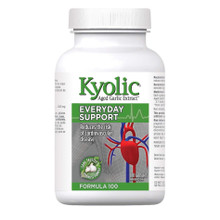 Kyolic Aged Garlic Extract Formula 100 - Everyday Support 180 Capsules | 772570391009