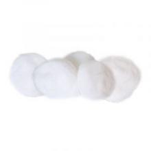 Organ(y)c Beauty 100% Organic Cotton Balls - 100 Count | 8016867007047