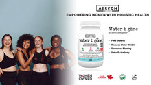 Aeryon Wellness Water B Gone - Benefits | 627987103571