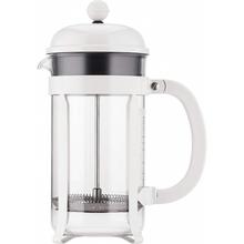 Bodum Chambord French Press Coffee Maker - Off White 8-Cup, 1.0L, 34oz