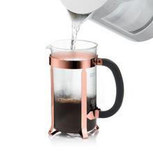 Bodum Chambord French Press Coffee Maker - Copper 8-Cup, 1.0L, 34oz