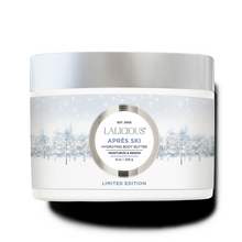 Lalicious Après Ski Hydrating Body Butter (Limited Edition) - Moisturize & Renew 8oz / 226g