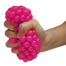 Relaxus Thera Squeeze A Bubbly Anti-Stress Ball -Assorted colours |