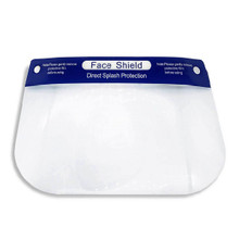 Relaxus Non - Medical Face Shield - Anti-Fog and Scratch-Resistant | 628949100133
