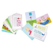 Relaxus Yogi Yoga Cards For Kids | MPN:  709429
