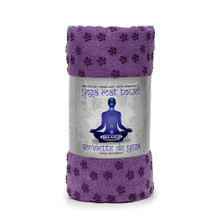 Relaxus Yoga Mat Towel Purple | MPN: 709356 |