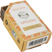Crate 61 All Natural Soap - Vanilla Orange 110g