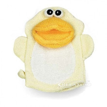 Relaxus Bath Mitt Friends - Duck | L5703 | UPC 628949157038