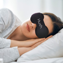 The Hush Blackout Eye Mask | HUSH-EYEMASK