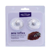 Relaxus Acu Reflex Magnetic Massage Balls - Set of 2 | REL-701375