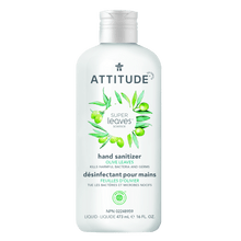 Attitude Super Leaves Hand Sanitizer Olive Leaves  473 ml Refill | 626232114935