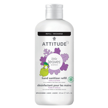 Attitude Little Leaves Hand Sanitizer Vanilla & Pear Refill 473ml | 626232114157