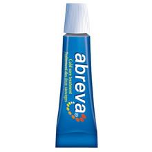 Abreva Cold Sore Treatment Cream - 2g Tube | 060815015606