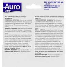 Auro-Dri Ear Drying Aid 29.6ml  | 624558022514 |022514