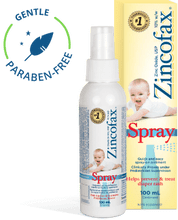 Zincofax Spray-On Ointment 100ml | 0628791005785